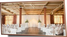 Chattanooga Wedding Reception. The Mill. Chattanooga, TN