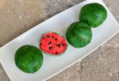 How-To: Watermelon Cake Pops