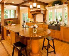 Küche Insel: Die Schönheit Der Küche   Wohnzimmer Ideen