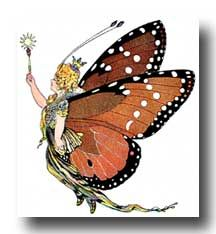 Free Fairy Art - My daughter's birthday's coming up and we're all about FAIRIES at the moment!