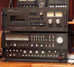Technics RS-676 + SU-A2 + RS-1700