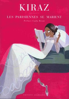 Retro Art, Vintage Art, Illustrations, Illustration Art, Assouline, Z Arts, Woman Reading, I Love Books, Just Married
