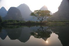 Sacred Mountains of Taoism - With Poetry - A Gorgeous Photo Gallery!