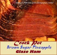 Homemade honey mustard, Crock pot ham and Honey mustard on Pinterest