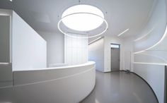 Sattler SLIM Circular LED-Pendant light, Direct, Indirect, IN and OUT, in 4 different sizes Ø 900-1900mm.