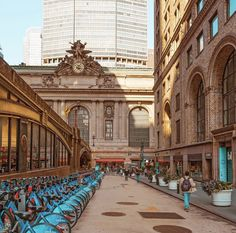 Grand Central Terminal NYC.