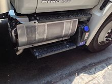 Selective catalytic reduction - Wikipedia, the free encyclopedia