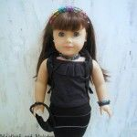 No-Sew American Girl Doll Clothes and Accessories