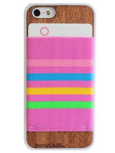 iPhone 5/5S wallet case by jimmyCASE   jimmyCASE