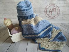 Your place to buy and sell all things handmade Knitted Baby, Baby Knitting, Baby Set, Blanket, Trending Outfits, Unique Jewelry, Handmade Gifts, Crochet, Awesome
