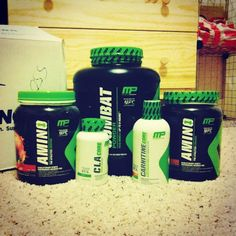 Musclepharm supplements @Sayde Blanco Pihota
