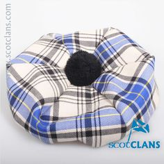 Hannay Tartan Tam. Free worldwide shipping available.