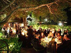 Saddle Peak Lodge Calabasas San Fernando Valley wedding locations Valley reception venues 91302