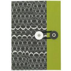 black design notebook