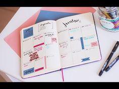 BULLET JOURNAL - O que é, como fazer, dicas, vantagens e organização - YouTube