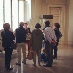 Journées européennes du Patrimoine au maap : Hajdu a croquer !   Maap a consommer sans modération !  #onyva #Pxcity #hajdu #culture #maaperigord #patrimoine #museedefrance #musee #visitecommentée #Pxcity by maaperigord