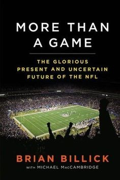 "From the context of a former head coach, ""More than a Game"" talks about the NFL as a business: what the NFL was, what the NFL is, and where is NFL is headed.  It talks about the draft, about talent evaluation, about the salary cap and its implications, about why there aren't old fashioned fullbacks anymore. #sportsnovels"