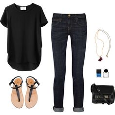 """""""Untitled #206"""" by kristin-gp on Polyvore"""