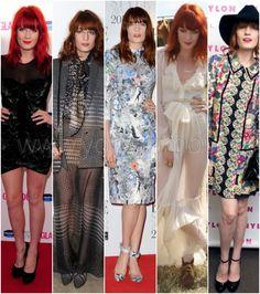 Bohemien e un pò rock: lo stile di Florence Welch conquista tutti!