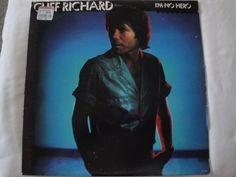 CLIFF RICHARD I'M NO HERO VINYL LP ORIGINAL 1980 EMI AMERICA SW-17039 EX #1960s1970s1980sBritpopFolkPopPopRBPopRockSoftRock