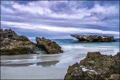Trigg Beach – Storm Clouds Building