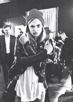 Cara Delavigne  Inspiration for A Crime of Fashion. #ModelUnderCover #CrimeofFashion