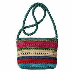 Crochet Handbags, Crochet Purses, Crochet Hats, Crochet Shell Stitch, Diy Bags Purses, Sweet Bags, Purse Patterns, Crochet Patterns For Beginners, Love Crochet