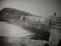 MURALLA DE MAR 1880 BARCELONA