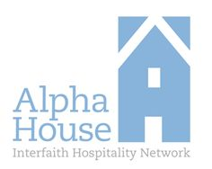 Alpha House Logo Design by Krista Clement, via Behance