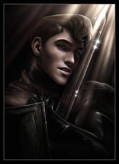 Disney Heroes - Prince Phillip by David Kawena by ~davidkawena on deviantART