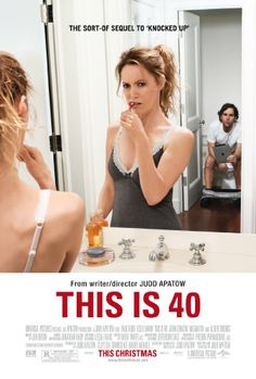 This Is 40 is actually pretty good. A bit of the old worthless hysterical comedy with a touch of a newly found desire to create something meaningful = a relatively decent and worthwhile Appato flick.