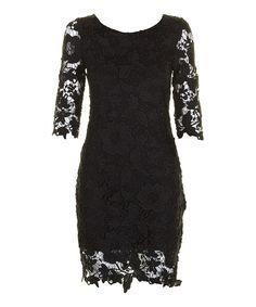 Black Jenny Dress