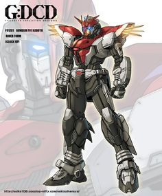 Gundam x Kamen Rider - Artwork by Yanagiya Inflation Designs     Created by Yanagiya Inflation Designs