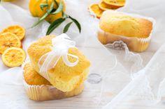 Mini plumcake al mandarino, yogurt e mandorle