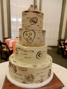 rustic tree wedding cake wwwcheesecakeetcbiz wedding cakes charlotte nc