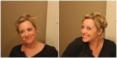 Quick Easy Updo for Short Hair | Ma Nouvelle ModeMa Nouvelle Mode