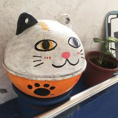 On our trip to Taiwan last month, we visited Houtong Cat Village. These cute cat…