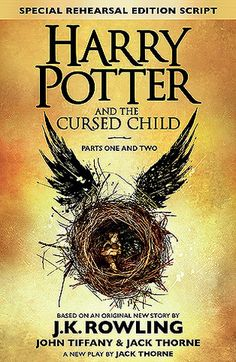 """Dana and the Books Reviews: """"Harry Potter and the Cursed Child"""""""