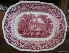 Red/pink Transferware Pinterest - Yahoo Image Search Results