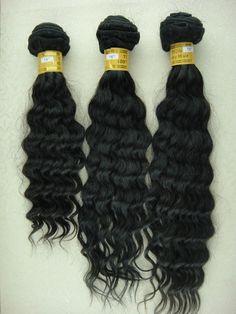 Virgin Human Hair  #hairextensions #virginhair  #humanhair #remyhair http://www.sishair.com/