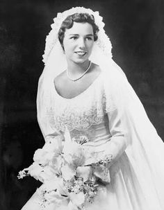Ethel Skakel became the bride of Robert Francis Kennedy ~ 17 June 1950