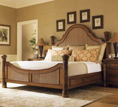 Tommy Bahama's Bed