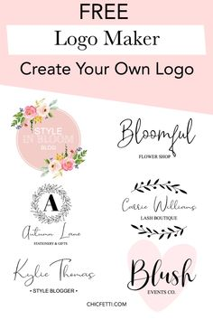 Maker Make your own logos online with our free logo maker. Choose from lots of pre-made logos and edit the text to make your logo.Make your own logos online with our free logo maker. Choose from lots of pre-made logos and edit the text to make your logo. Free Business Logo, Business Branding, Etsy Business Cards, Corporate Branding, Logo Branding, Create A Business Logo, Business Labels, Brand Identity, 3d Logo