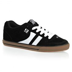 Emerica MNS The Reynolds, Chaussures de Sport Homme - Noir - Black/Red, 7.0 EU