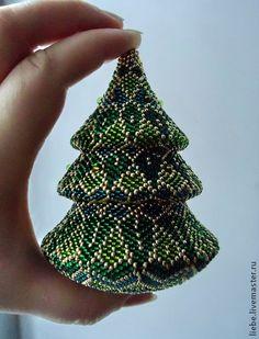 Новый год 2015 ручной работы. Ярмарка Мастеров - ручная работа Ёлка - маячок. Handmade.