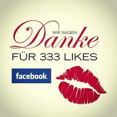 Wir sagen DANKE ❤ FÜR 333 LIKES!  FB: www.fb.com/diamondcut.btl