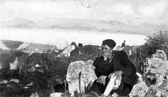 1914-1918 srpski vojnik na Krfu Tamo daleko...