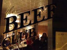 Le Beef Club Paris Restaurant Restaurant Paris, Paris Restaurants, Club Paris, British, Dream Vacations, Places To Travel, Beef, World, Parisian