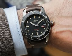Bremont Supermarine S300 & S301 Dive Watches Hands-On | aBlogtoWatch