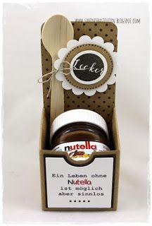 ~ Nutella ...
